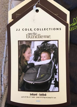 Baby Car Seat Warmer -JJ Cole Arctic Bundleme for Sale in Chicago, IL
