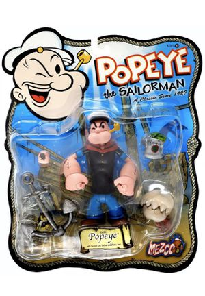 Popeye the Sailor Man Classic Popeye Action Figure for Sale in Hawthorne, CA