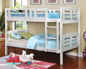 Twin/ Twin Bunk Bed ON SALE🔥 for Sale in Fresno, CA