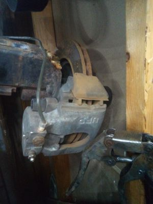 Trailer brakes disc one set for Sale in Spokane, WA