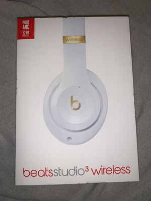 Beats Studio3 wireless Noice cancelling for Sale in Miami, FL