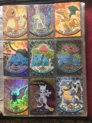 Topps PokeMon Card Collection series 1 and 2 for Sale in Graytown, OH