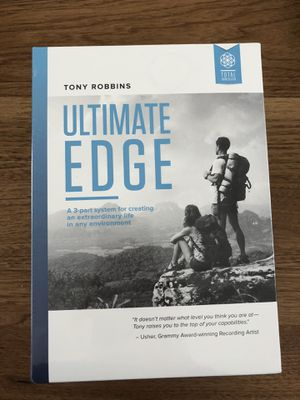 Tony Robbins Ultimate Edge Package for Sale in Miami, FL