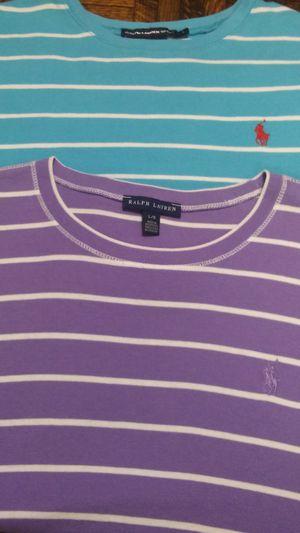 Very nice set of RALPH LAUREN DRESS TEE for Sale in Newburgh, IN