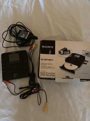 Sony DVDirect Multi-function DVD recorder for Sale in Philadelphia, PA