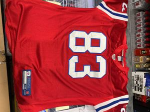 Wes Welker Xl or large jersey brand new (name your price ) for Sale in El Cajon, CA