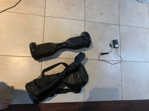 Hoverboard comes with everthing for Sale in Roseville, CA
