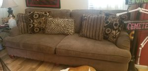 Large couch for Sale in Fountain, CO