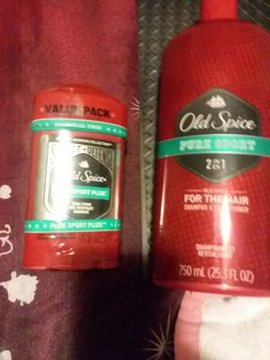 old spice pure sport 10 for Sale in Marysville, WA