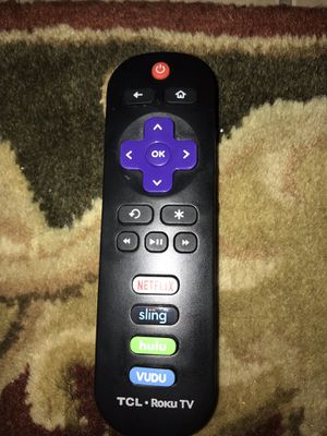 TCL roku tv for Sale in Chandler, AZ
