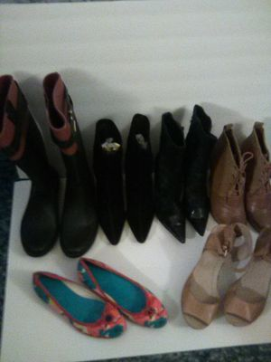 Designer shoes and boots for Sale in Portland, OR