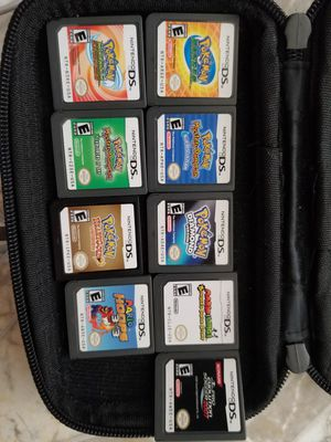 ASSORTED NINTENDO DS GAMES for Sale in Santa Monica, CA