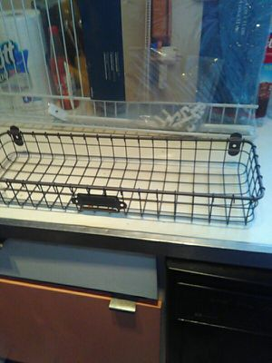 Wall shelf with Hardware 6 x 18 in for Sale in Reston, VA