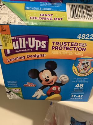 Huggies Pull Ups for Sale in Adelanto, CA