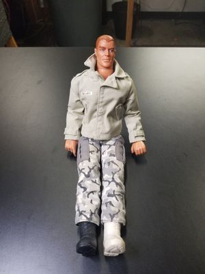 "GI Joe Military corps 12"" figure for Sale in Roseville, CA"