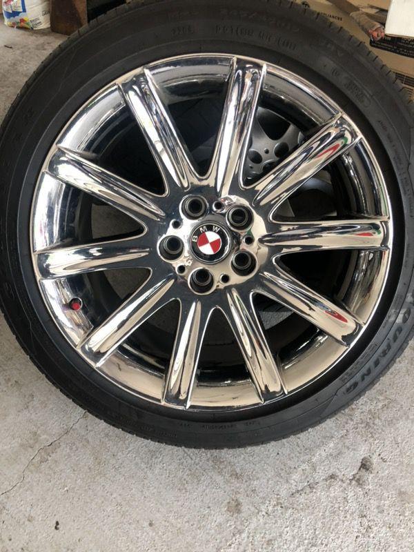 Bmw OEM wheels 5x120