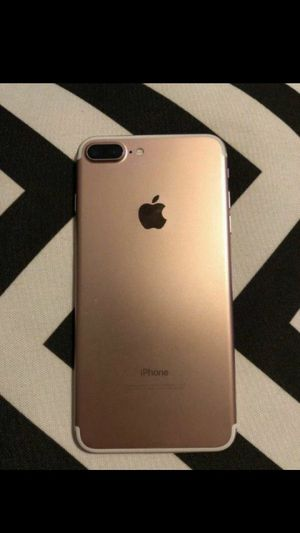 iPhone 7 Plus 128Gb TMobile/MetroPcs Only. NO TRADES. CASH ONLY. for Sale in Fresno, CA
