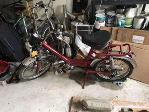 1978 Italian pacer moped for Sale in Northfield, NJ