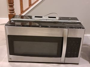 Kenmore above range microwave for Sale in Washington, DC