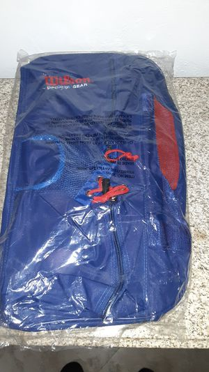Brand New Wilson Sports Bag Duffle Bag Blue for Sale in Fort Lauderdale, FL