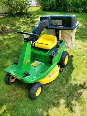 John Deere RX75 lawn mower for Sale in Fort Washington, MD
