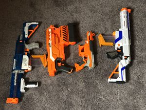 Bundle Sale: Nerf Guns for Sale in Brooklyn Park, MN