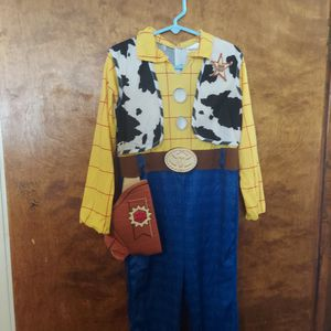 Disney Toy Story Woody Costume for Sale in Long Beach, CA