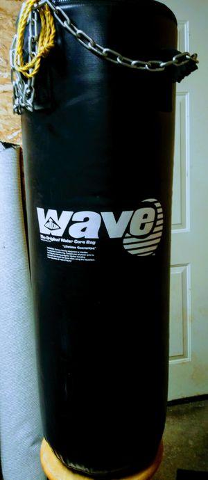 """""""Wave """"original water core punching bag!! for Sale in Auburn, WA"""