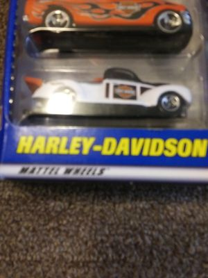 Harley-Davidson Hot Wheels Cars 2 brand new packages for Sale in Warren Air Force Base, WY
