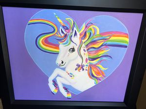 Unicorn 🦄 Painting decoration for Sale in San Diego, CA