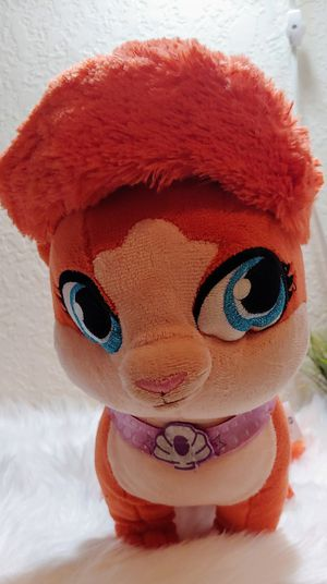 "TREASURE ARIELPalace Pet Cat PLUSH 16""L Mermaid~Disney Store stuffed animal for Sale in Murray, UT"
