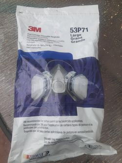 Dual Cartridge Poseable Respirator for Sale in Los Angeles,  CA