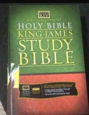 Bible King James study for Sale in Brooklyn, NY