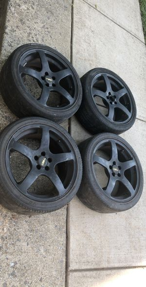 """Toyota Trd Edition Matte Black 18"""" Inch Rims Wheels for Sale in Frederick, MD"""