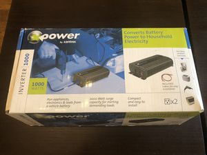 Inverter 1000W - Xantrex new in box for Sale in Chico, CA