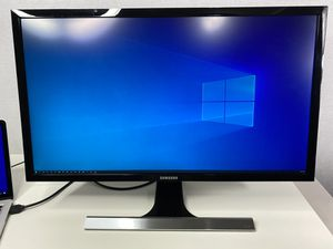 Samsung 28 inch Ue28590D 4K Computer Monitor for Sale in Seattle, WA