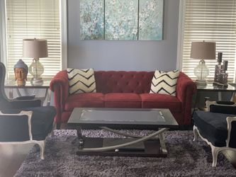 Set Of 3 Contemporary Coffee Tables for Sale in Ashburn,  VA