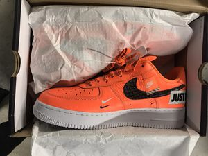 Nike AirForce 1 Just do it for Sale in Biscayne Park, FL