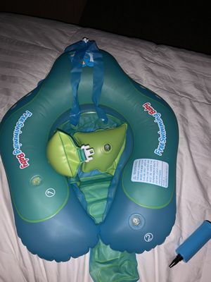 Infant pool floaty for Sale in Traverse City, MI