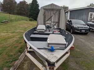 12 ft. All welded boat 1500.00 obo. for Sale in La Center, WA