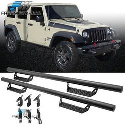 07-18 Jeep Wrangler 4Dr BCT Style Side Step Nerf Bars for Sale in Whittier,  CA