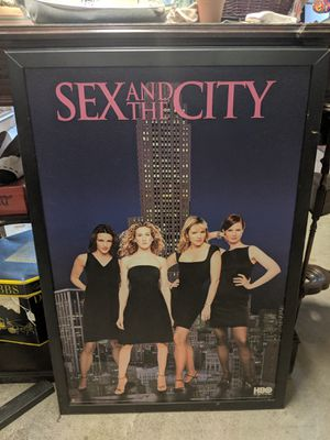 Large Framed Hollywood Movie Posters for Sale in Franklin, TN