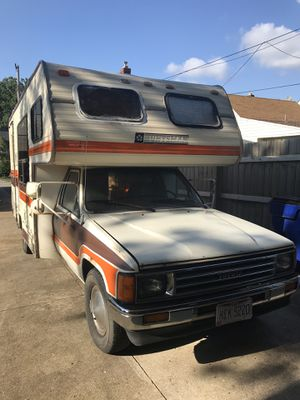 1986 Toyota Huntsman Motorhome for Sale in Cleveland, OH