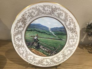 Norman Rockwell Vintage plate. for Sale in Las Vegas, NV