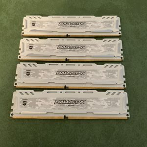 16GB Desktop Ballistix DDR3 RAM - All Tested for Sale in Lisle, IL