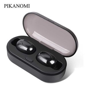 Bluetooth Earphones TWS Wireless Headphone 3D Stereo Sound Mini Earbuds for Sale in West Covina, CA