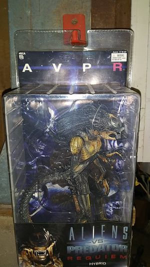 AVPR hybrid action figure collectible for Sale in Bonita, CA