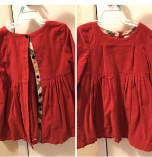 Burberry Sz.2 Dress -FIRM $8 used-P/up Upland for Sale in Upland, CA