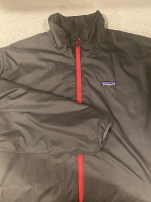 Patagonia Gray Jacket Large for Sale in Las Vegas, NV