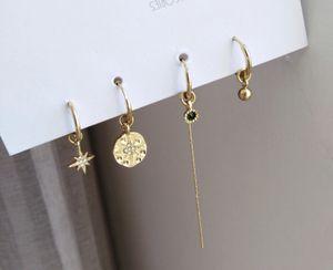 Set of 4 hoop earrings for Sale in Rowland Heights, CA